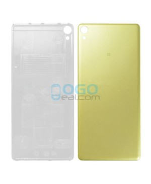 OEM Battery Door/Back Cover Replacement for Sony Xperia XA Green