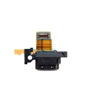 Charging Dock Port & Sensor & Headphone Jack Flex Cable Replacement for Sony Xperia X