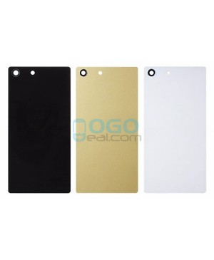 OEM Battery Door/Back Cover Replacement for Sony Xperia M5 E5603 Gold