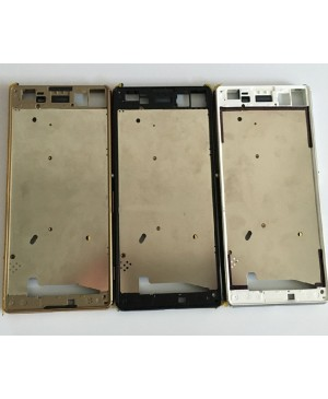 OEM Front Housing Bezel Replacement for Sony Xperia M5 E5603 - Gold