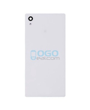 Battery Door/Back Cover Replacement for Sony Xperia M4 Aqua White
