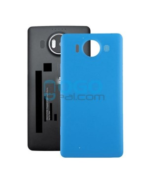 OEM Battery Door/Back Cover Replacement for Nokia Microsoft Lumia 950 - Blue