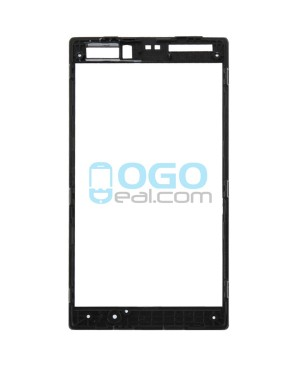 Front Housing Bezel Replacement for Nokia Lumia 520 - Black