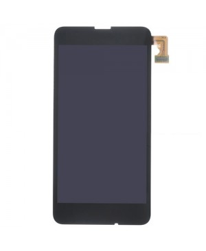 LCD & Digitizer Touch Screen Assembly Replacement for Nokia Lumia 630 - Black