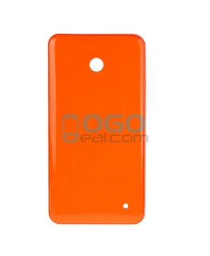 Battery Door/Back Cover Replacement for Nokia Lumia 635 - Orange