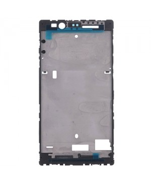 Front Housing Bezel Replacement for Nokia Lumia 720 - Black