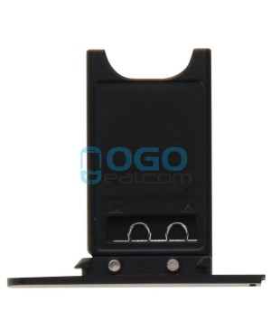 SIM Card Tray Replacement for Nokia Lumia 800 - Black