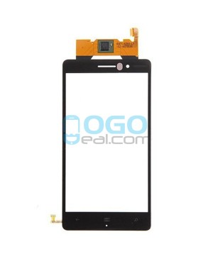 Digitizer Touch Glass Panel Replacement for Nokia Lumia 830 Black