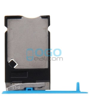 SIM Card Tray Replacement for Nokia Lumia 900 - Blue