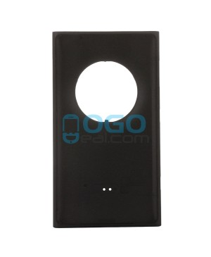 Battery Door/Back Cover Replacement for Nokia Lumia 1020 - Black