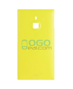 Battery Door/Back Cover Replacement for Nokia Lumia 1520 - Yellow