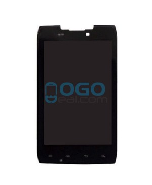 LCD & Digitizer Touch Screen Assembly Replacement for Motorola Droid Razr XT912 - Black