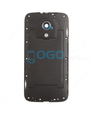 Battery Door/Back Cover Replacement for Motorola Moto G - Black