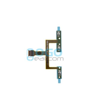 Power On Off Volume Side Key Button Flex Cable Replacement for Motorola Moto X