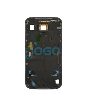 Front Housing Bezel Replacement for Motorola Moto X (2nd Gen) - Black