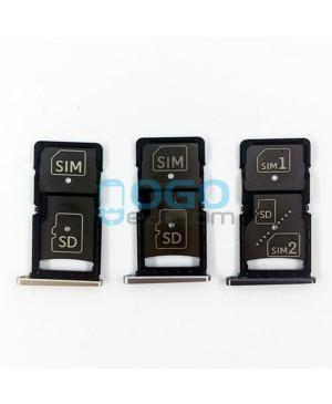 SIM/Micro SD Card Tray Replacement for Motorola Moto X Force XT1581 XT1585