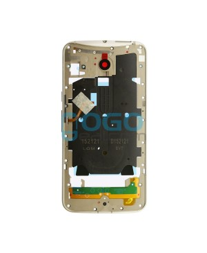 Front Housing Bezel Replacement for Motorola Moto X Pure Edition XT1575 - White