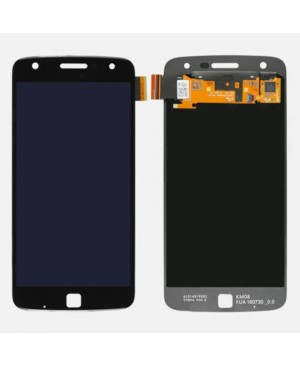 LCD & Digitizer Touch Screen Assembly Replacement for Motorola Moto Z Play Droid - Black