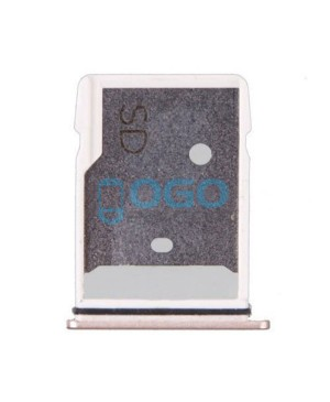 SIM/Micro SD Card Tray Replacement for HTC 10 - Gold