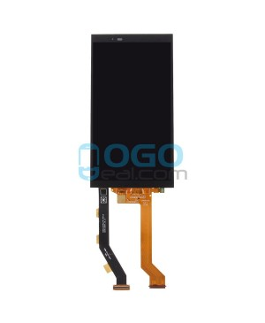LCD & Digitizer Touch Screen Assembly Replacement for HTC One E9 - Black