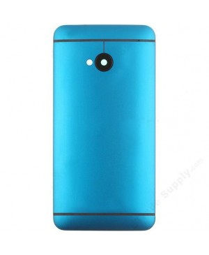Battery Door/Back Cover Replacement for HTC One M7 - Blue
