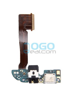 Charging Dock Port Flex Cable Replacement for HTC One M8