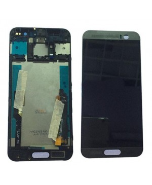 LCD & Digitizer Touch Screen Assembly With Frame replacement for HTC One M9+ - Gray