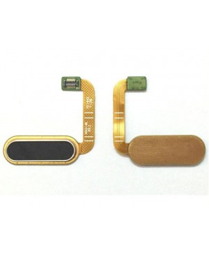 Back Home Button Fingerprint Sensor Flex Cable Replacement for HTC One M9+