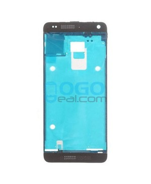 Front Housing Bezel Replacement for HTC One Mini 2 - Black