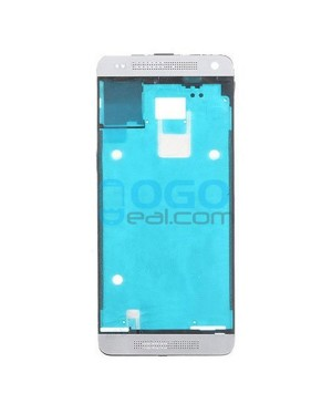 Front Housing Bezel Replacement for HTC One Mini 2 - White