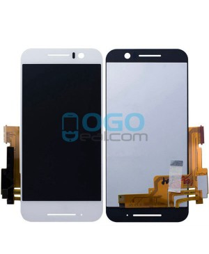 LCD & Digitizer Touch Screen Assembly Replacement for HTC One X - Black