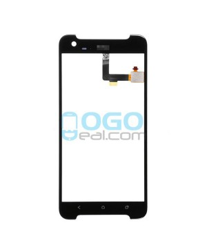 Digitizer Touch Glass Panel Replacement for HTC One X9 Black