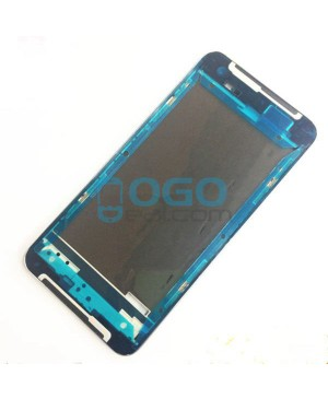Front Housing Bezel Replacement for HTC One X9 - Silver