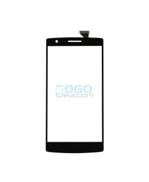 Digitizer Touch Glass Panel Replacement for OnePlus One Black