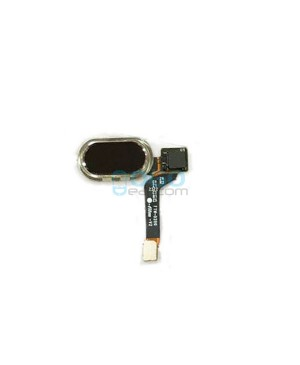 Back Home Button Fingerprint Sensor Flex Cable Replacement for OnePlus Three