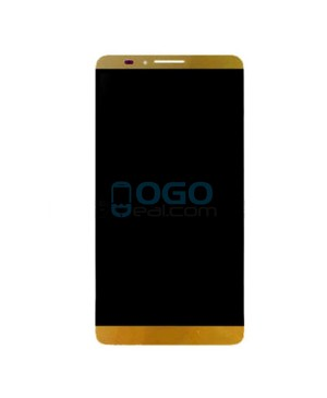 For Huawei Ascend Mate 7 LCD & Touch Screen Assembly Replacement - Gold
