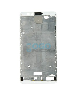 Front Housing Bezel Replacement for Huawei Ascend Mate 7 - White