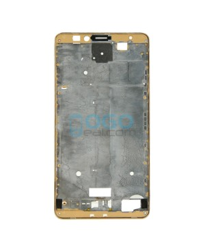Front Housing Bezel Replacement for Huawei Ascend Mate 7 - Gold