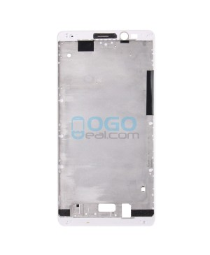 Front Housing Bezel Replacement for Huawei Ascend Mate 8 - white
