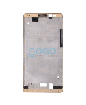 Front Housing Bezel Replacement for Huawei Ascend Mate 8 - Gold