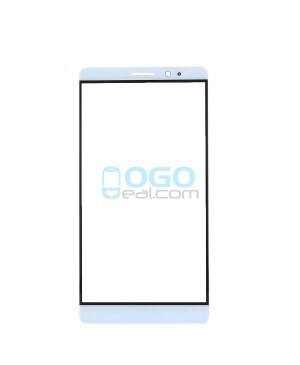 Front Outer Screen Glass Lens Replacement - for Ascend Mate 8 - White