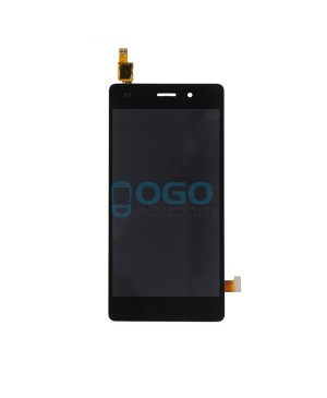 For Huawei Ascend P8 Lite LCD & Touch Screen Assembly Replacement - Black
