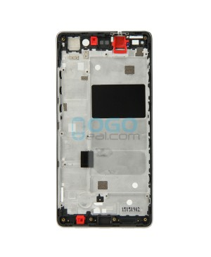 OEM Front Housing Bezel Replacement for Huawei Ascend P8 Lite - White