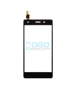 Digitizer Touch Glass Panel Replacement for Huawei Ascend P8 Lite Black