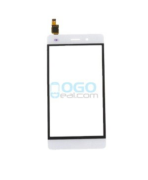 Digitizer Touch Glass Panel Replacement for Huawei Ascend P8 Lite White