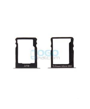 Micro SIM SD Card Tray Replacementfor Huawei Ascend P8 Lite
