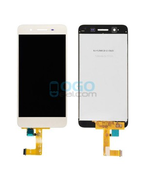 LCD & Digitizer Touch Screen Assembly Replacement for For Huawei Enjoy 5S - Gold