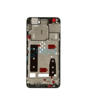 OEM Front Housing Bezel Replacement for Google Huawei Nexus 6P - Black