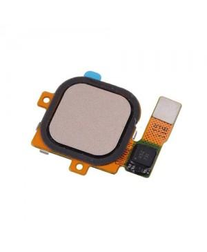 Fingerprint Sensor Flex Cable Replacement for Google Huawei Nexus 6P - Gold