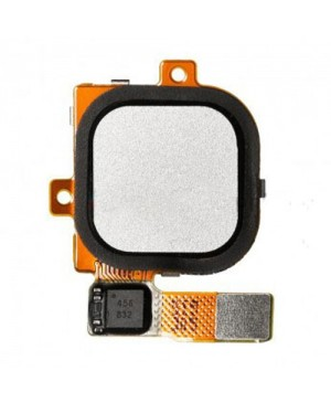 Fingerprint Sensor Flex Cable Replacement for Google Huawei Nexus 6P - Silver